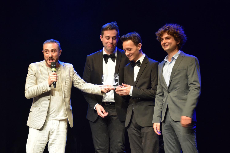Pendragon di Matteo Giambiasi, Adriano Voltini e Luca Valcarenghi vince PrIMO 2018