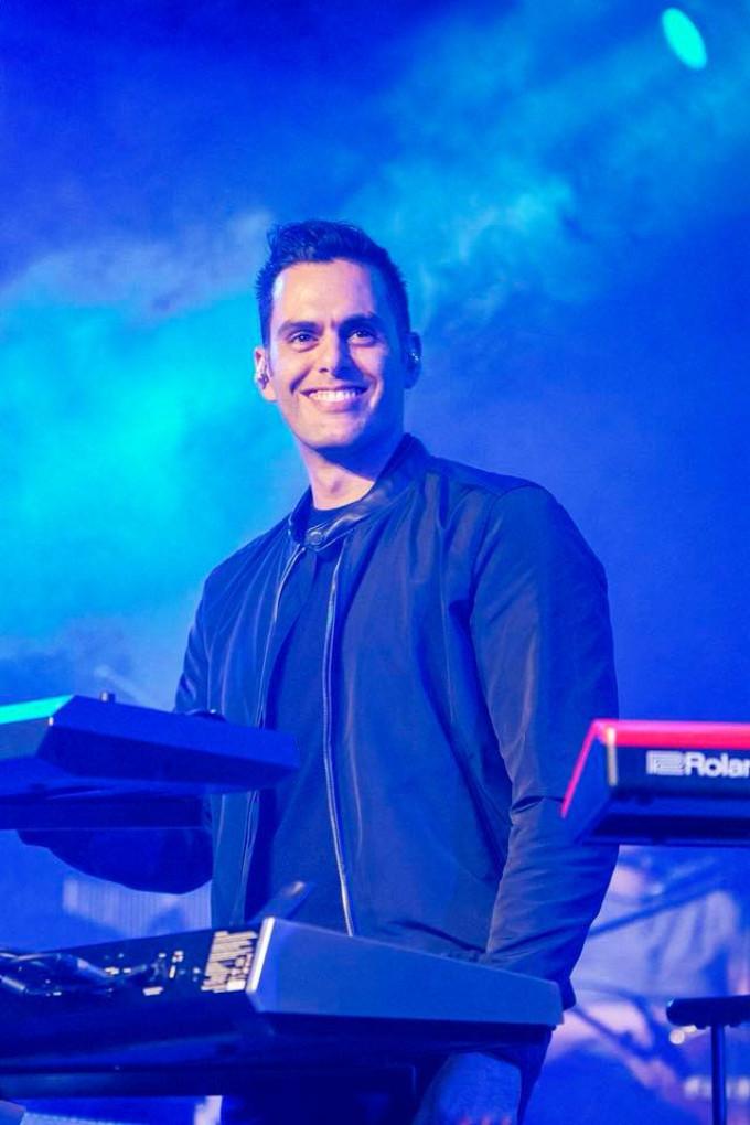BWW Review: HISHAM KHARMA defines Euphormance  in his last concert at El Sawy CultureWheel
