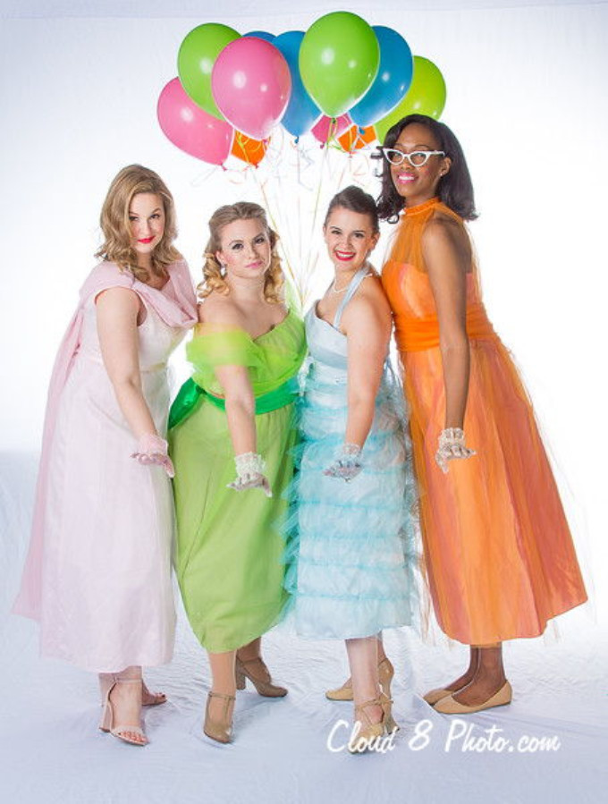 BWW Interview: Take a trip back in time with Marietta Theatre Company's THE MARVELOUS WONDERETTES