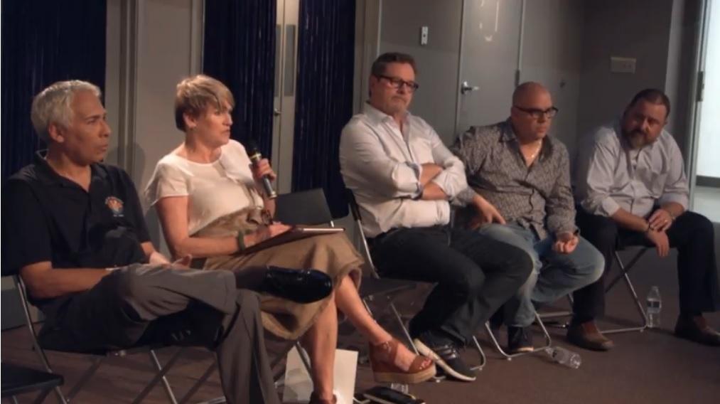 THE FUTURE OF FILM IN ARIZONA  at Sun Studios Of Arizona