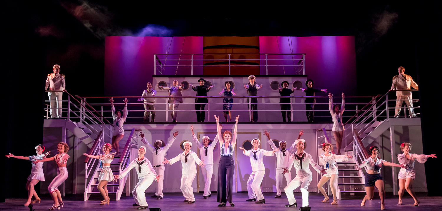 BWW Review: ANYTHING GOES at Music Theater Works