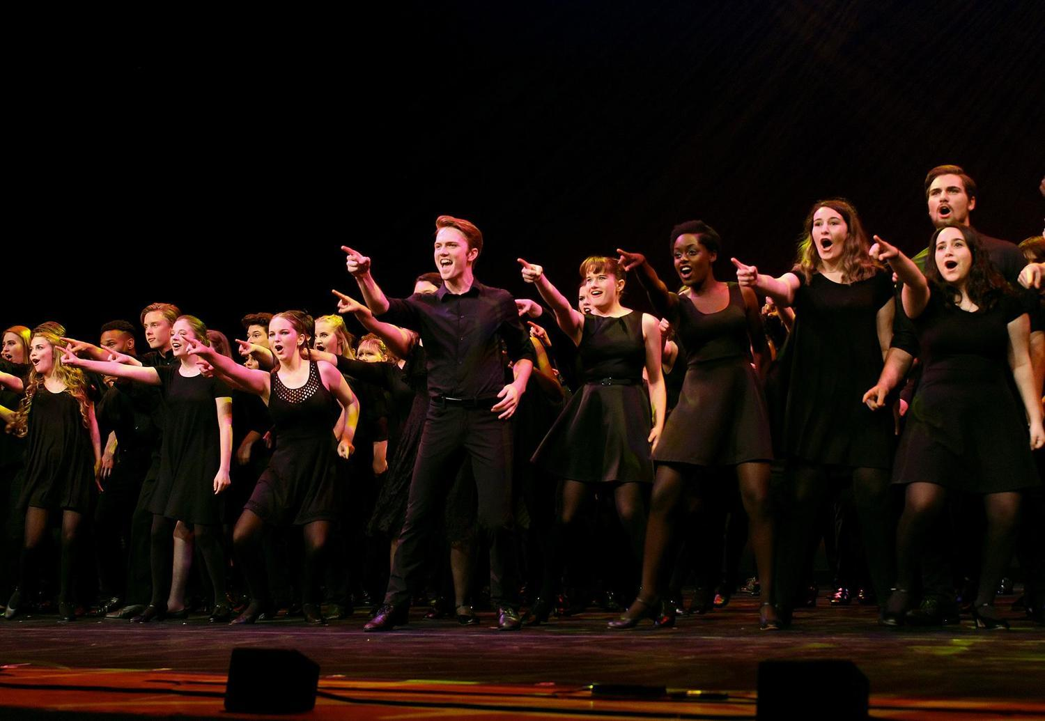 BWW Feature: At the Blumey Awards, High Schoolers Get The Spotlight