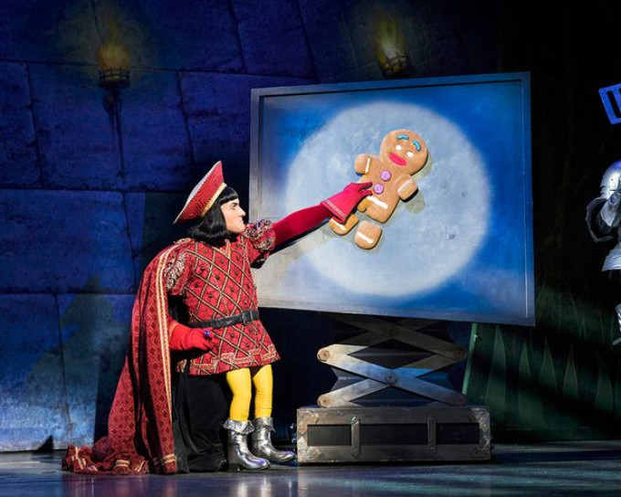 BWW Review: SHREK THE MUSICAL, Manchester Palace Theatre