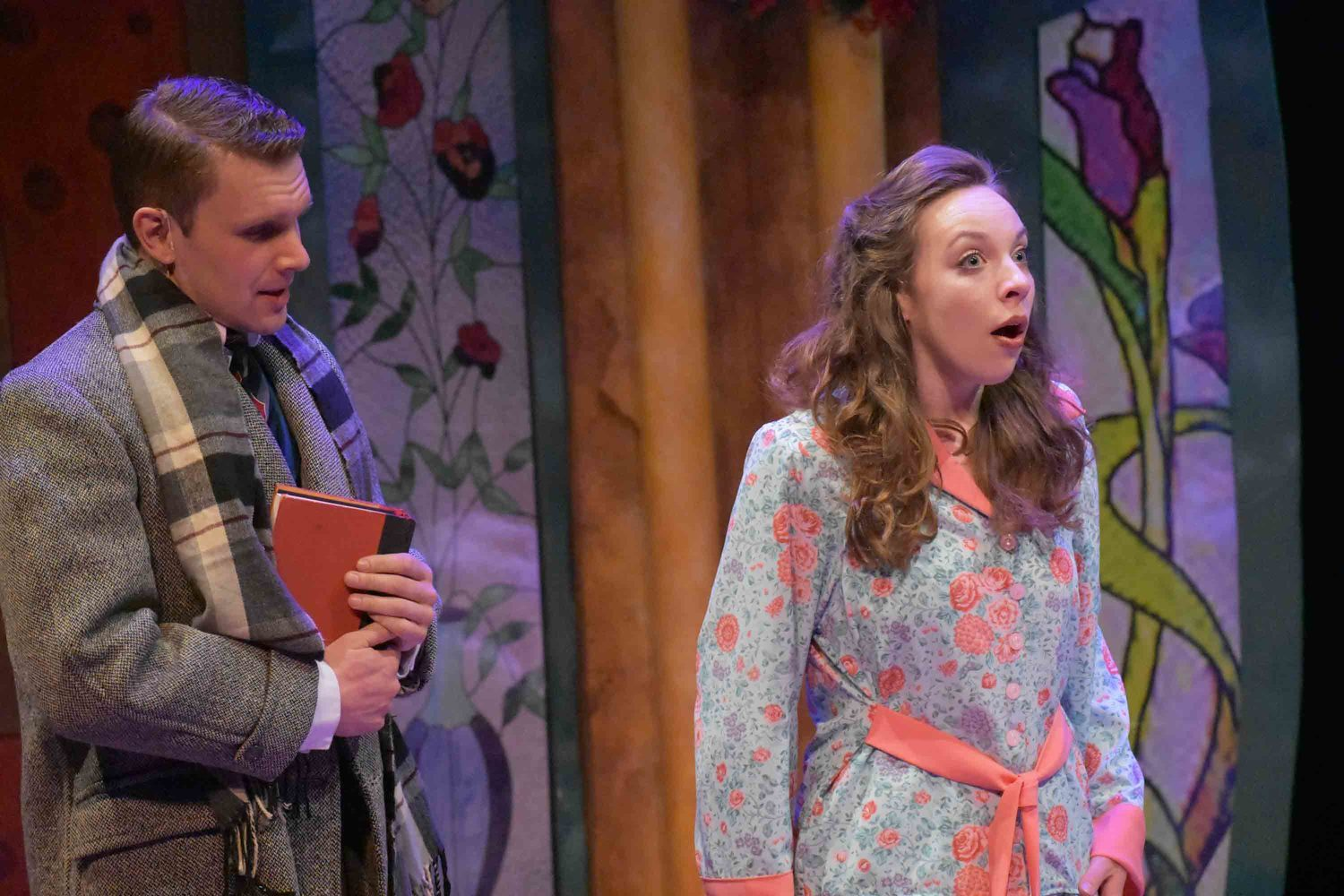 BWW Review:  Lyric Arts' SHE LOVES ME Channels Tangled True Love