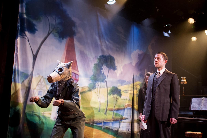 BWW Review: THE DOG BENEATH THE SKIN, Jermyn Street Theatre