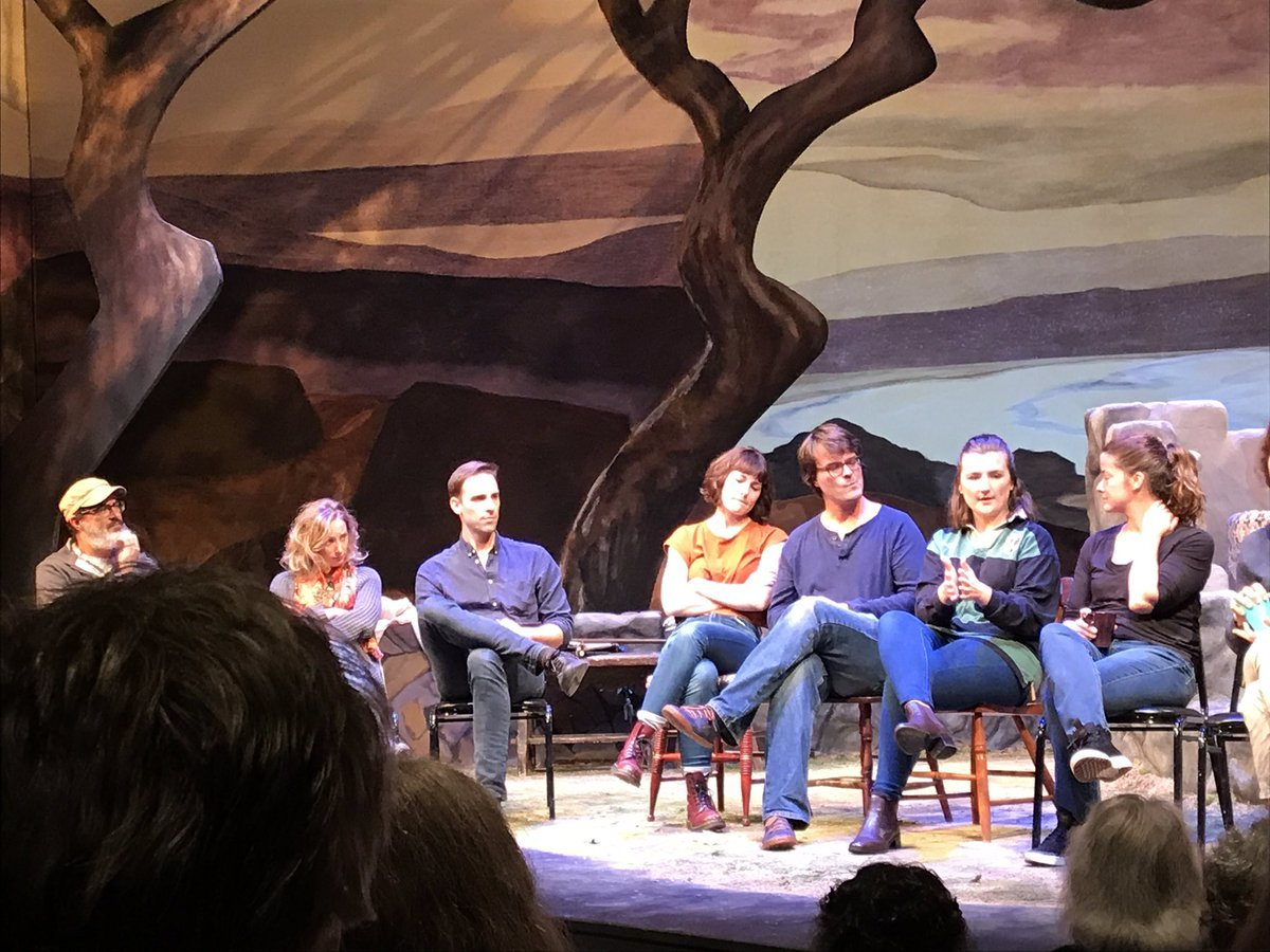 BWW Feature: Chattting with the Cast of DANCING AT LUGHNASA at Everyman Theatre