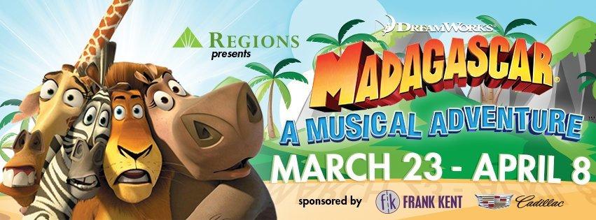 BWW Review: MADAGASCAR A MUSICAL ADVENTURE at Casa Manana Theatre