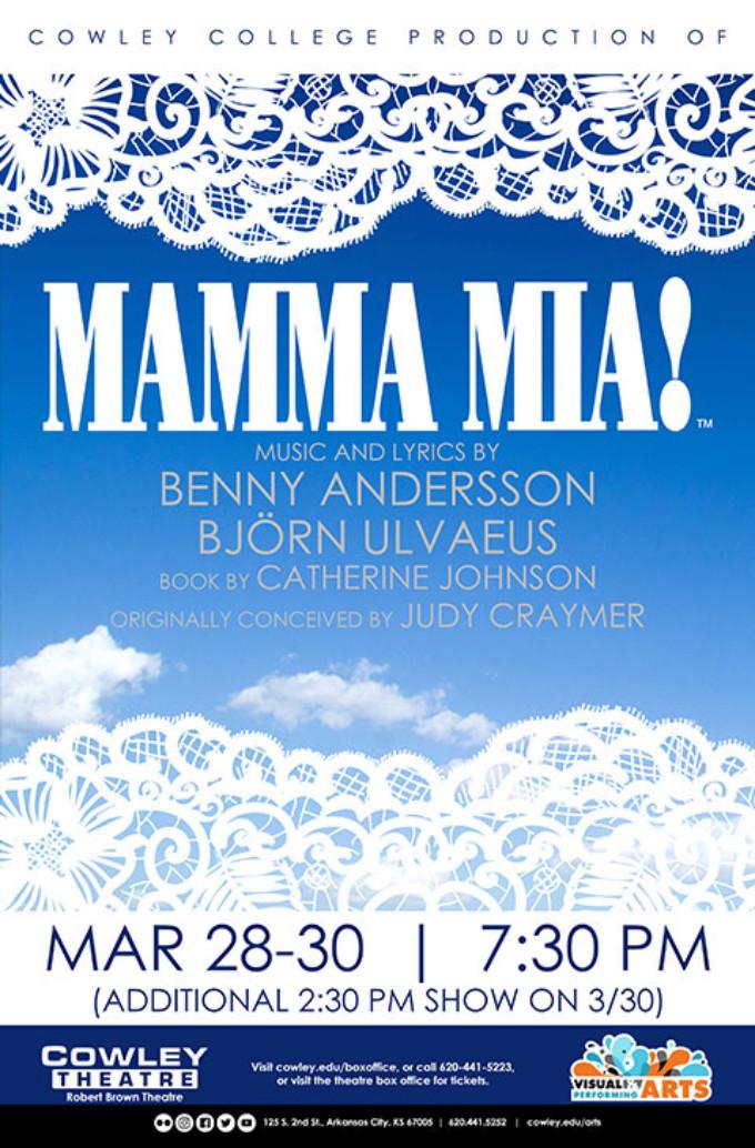 BWW Feature: MAMMA MIA at Cowley College, Robert Brown Theatre