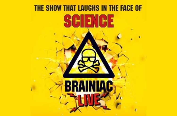 Edinburgh 2018: BWW Review: BRAINIAC LIVE!, Underbelly