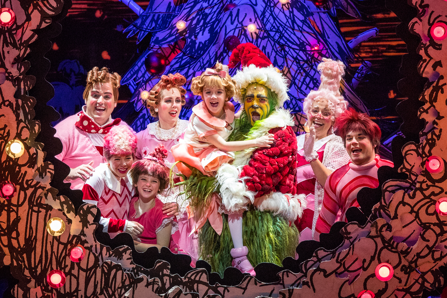 BWW Interview: Matt August of DR. SEUSS' HOW THE GRINCH STOLE CHRISTMAS! THE MUSICAL  at Overture Center