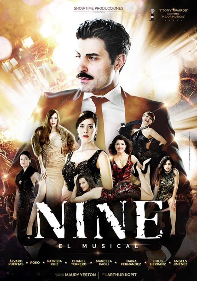BWW CLOSE UP: NINE. El musical