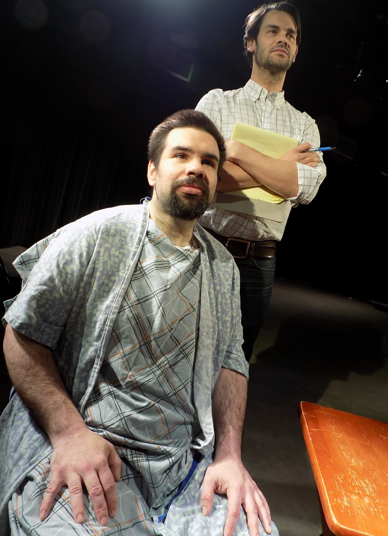 BWW Review: IDENTITY at El Barrio Artspace - Fascinating Tale of Growing Up Disabled and Gay