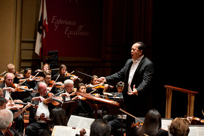 BWW Review: THE SAN DIEGO SYMPHONY CONDUCTED BY JAHJA LING at The Jacobs Music Center