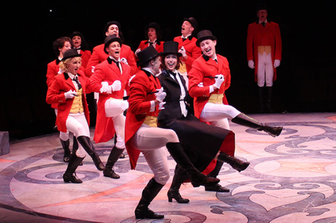 BWW Review: MAME at North Shore Music Theatre
