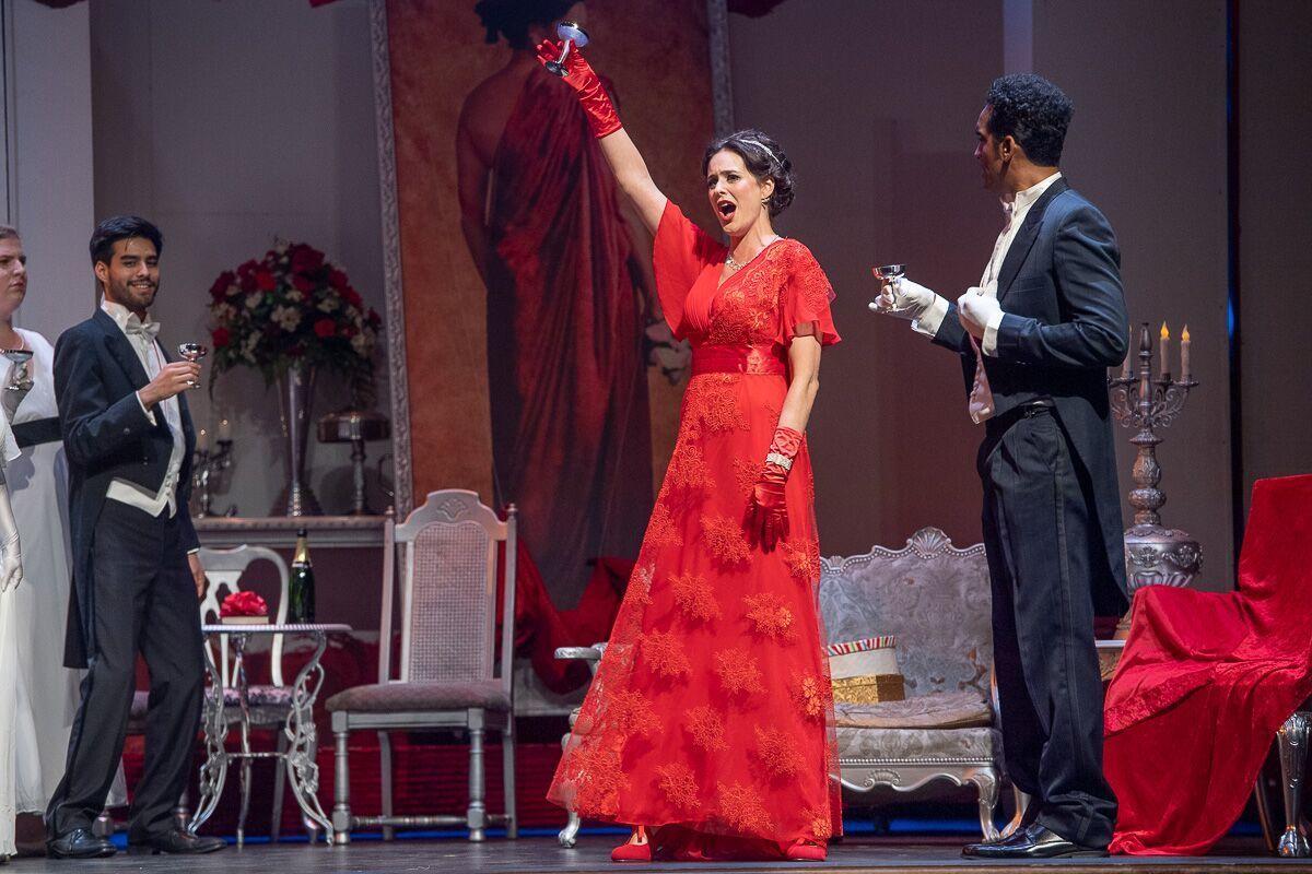 BWW Review: LA TRAVIATA at Thorne Hall Occidental College
