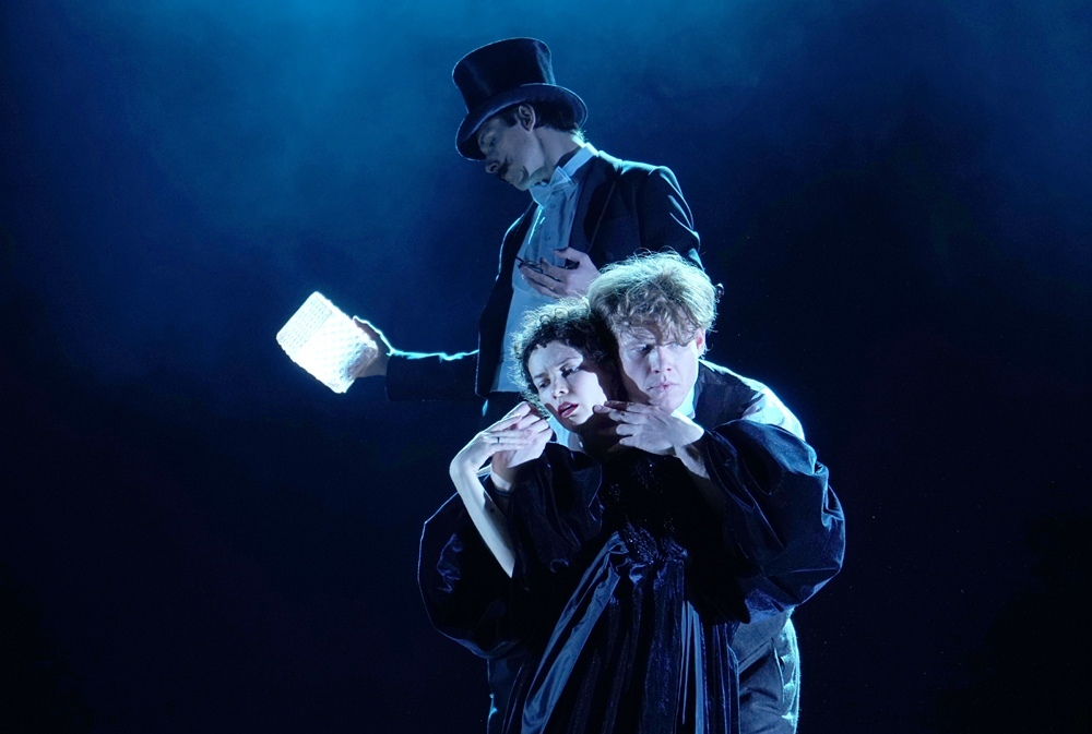 BWW Review: SERYOZHA at Moscow Art Theatre - Everything Was In Astonishment
