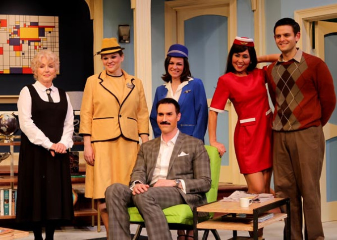 BWW Review: BOEING BOEING at The Summit Playhouse