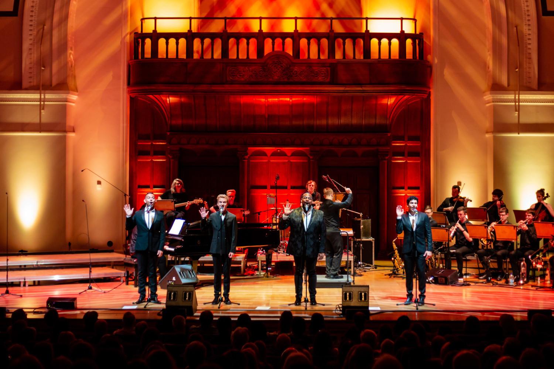 BWW Review: MAIN MEN OF MUSICALS, Cadogan Hall