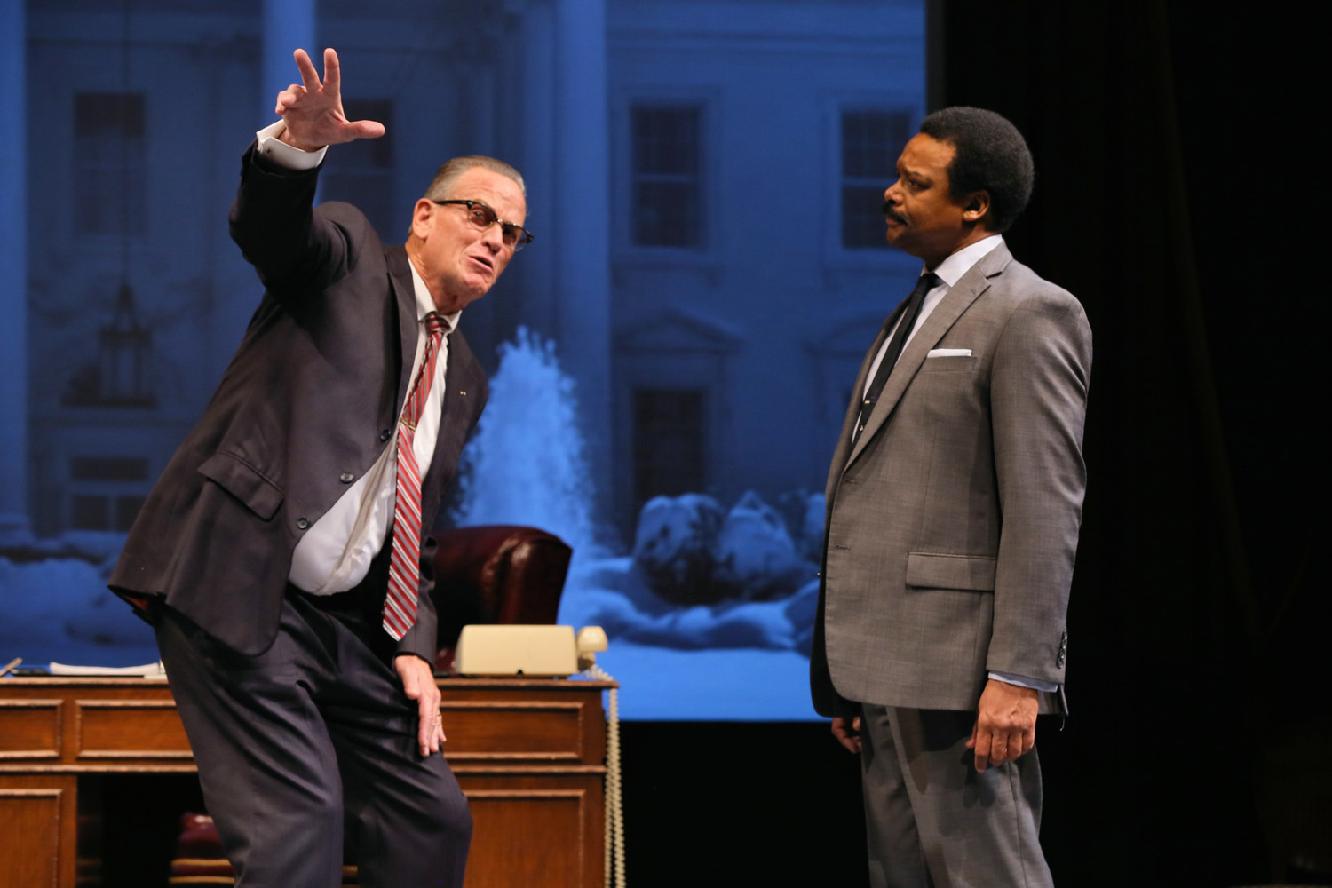 BWW Review: Consummate Performance Anchors THE GREAT SOCIETY at History Theatre