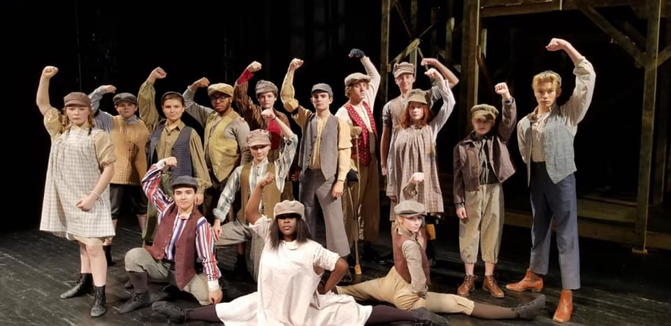 BWW Review: NEWSIES at Theatre Harrisburg