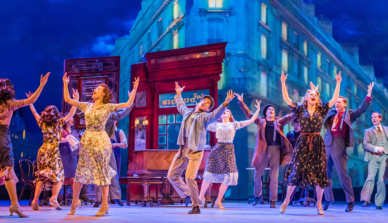 'S Wonderful! AN AMERICAN IN PARIS is Coming to Fox Cities Performing Arts Center