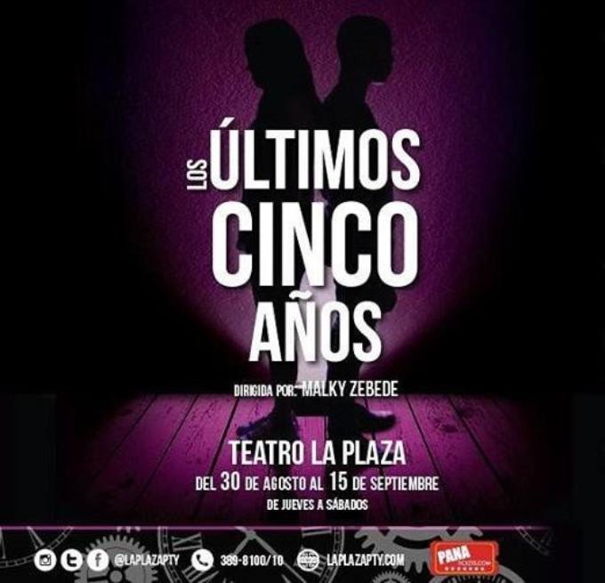 BWW Review: LOS ULTIMOS CINCO AÑOS at Teatro La Plaza