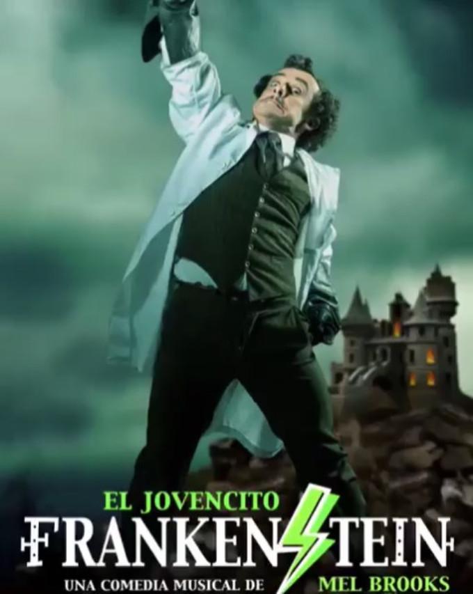 Victor Ullate será Frederick Frankenstein en EL JOVENCITO FRANKENSTEIN