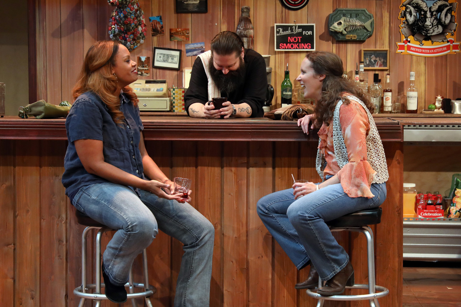 BWW Review: SWEAT brings heat to Warehouse Theatre