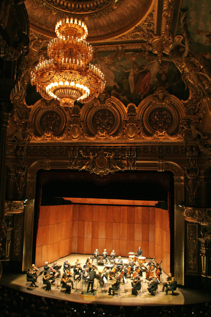 BWW Review: A MORNING WITH THE MASTERS OF CLASSICISM  at Opera Garnier Monte-Carlo