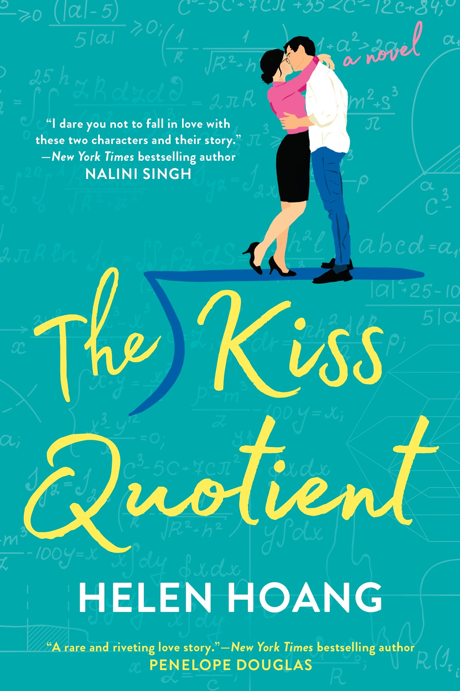 BWW Interview: Helen Hoang, author of THE KISS QUOTIENT
