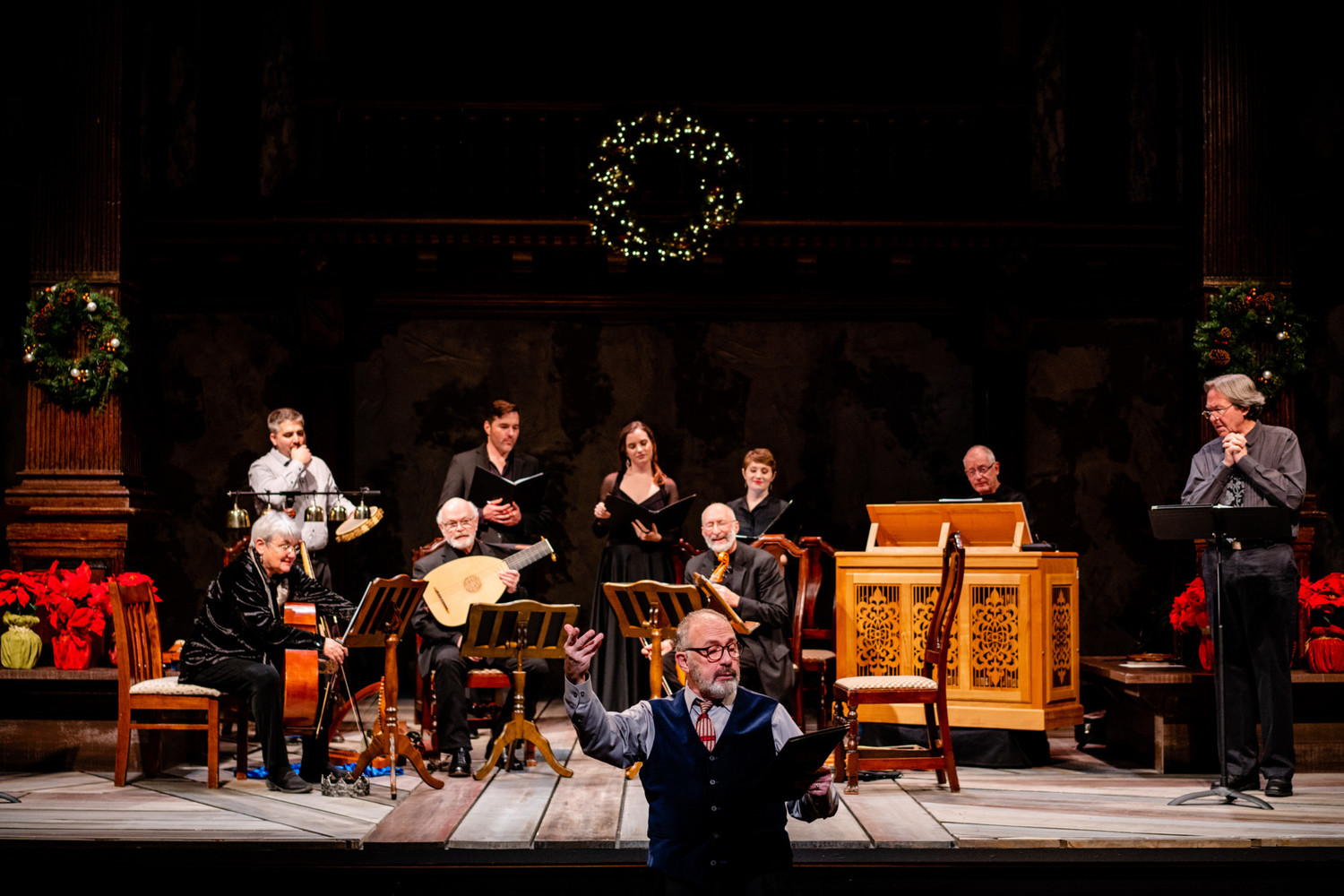 BWW Review: A CHRISTMAS MESSE: A BANQUET OF SEASON ENGLISH MUSIC at Folger Shakespeare Library