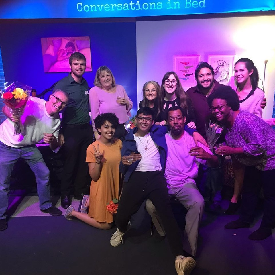BWW Review: CONVERSATIONS IN BED IS COMPLETELY RELATABLE at Powerstories Theatre