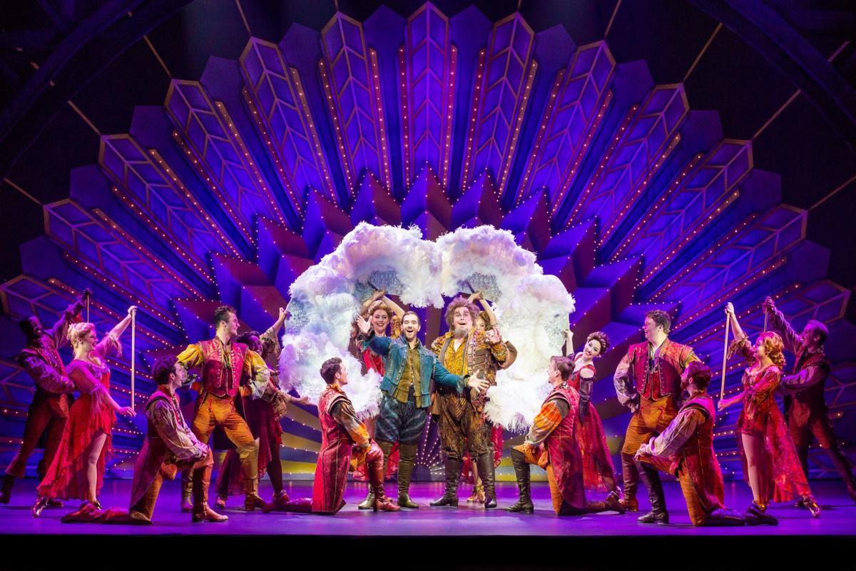 BWW Review: SOMETHING ROTTEN at Kentucky Center For The Arts
