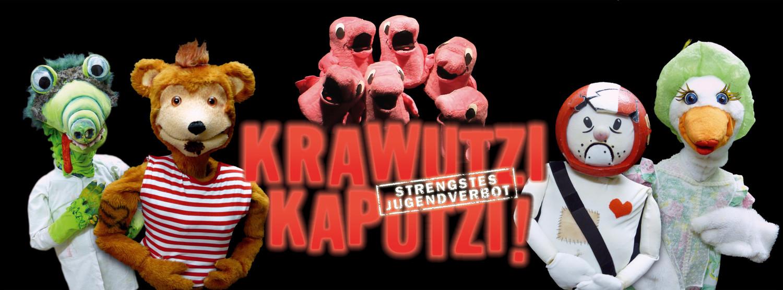 BWW Review: KRAWUTZI KAPUTZI at Vindobona