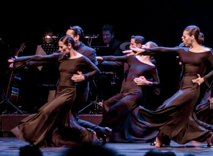 BWW Review: TANGUEROS DEL SUR PRESENTS ROMPER EL PISO - A PURE TANGO TREAT at The Younes And Soraya Nazarian Center For The Performing Arts (The Soraya)