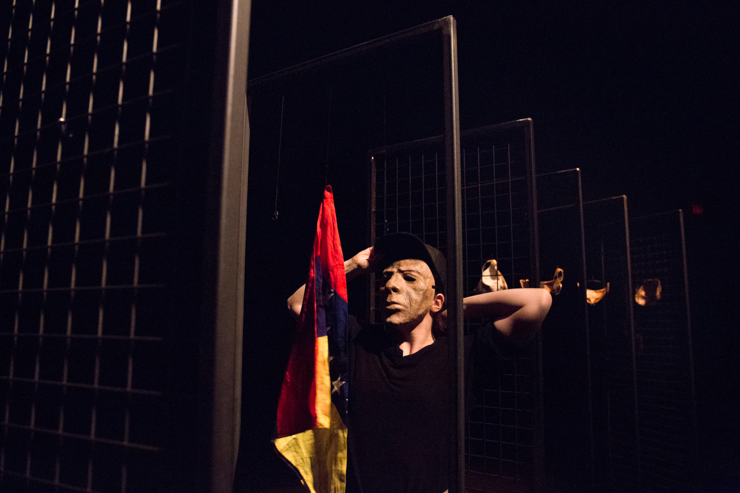 BWW Review: ELSEWHERE at Centaur Theatre - Classical Mask as Protest Theatre