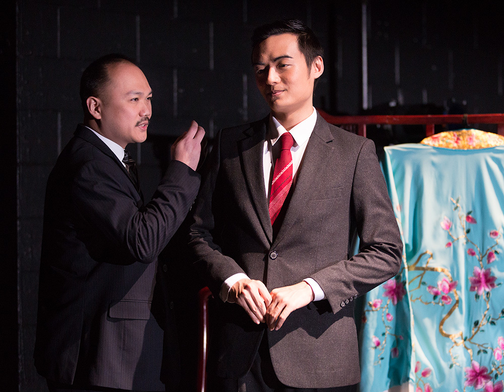BWW Review: MR. SHI AND HIS LOVER Croons at the Intersection of Musical and Opera