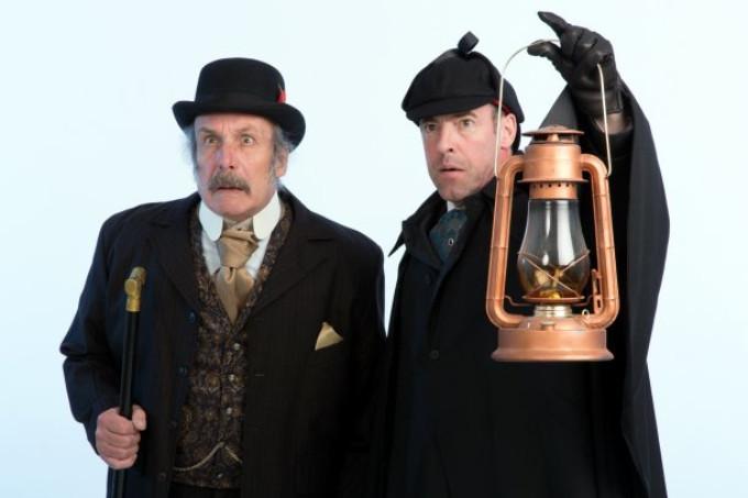 BWW Review: BASKERVILLE: A SHERLOCK HOLMES MYSTERY at Popejoy Hall