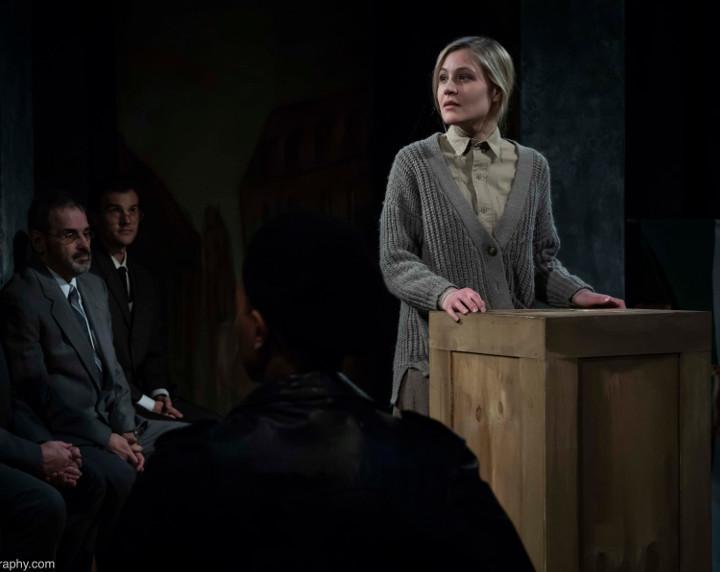 Metropolitan Playhouse Revives Robert Ardrey Drama SHADOW OF HEROES