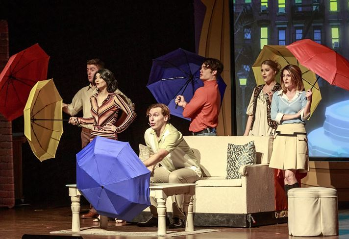 BWW Review: FRIENDS! THE MUSICAL PARODY at City Theatre Will Leave You Laughing Out Loud!