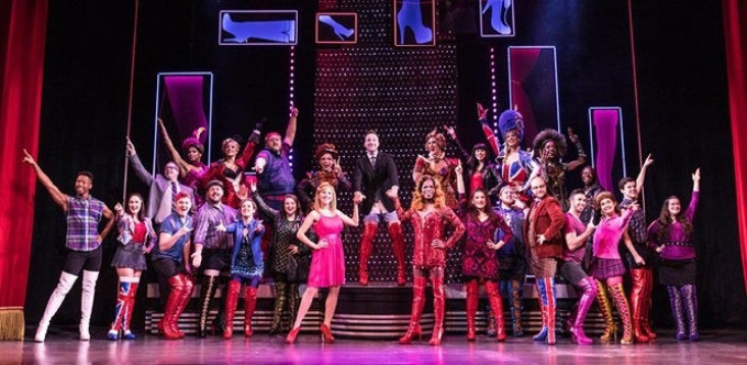 BWW Review: Everybody Say Yeah! KINKY BOOTS Brings A High Energy Romping Good Time With A Story Of Love And Acceptance At Straz Center