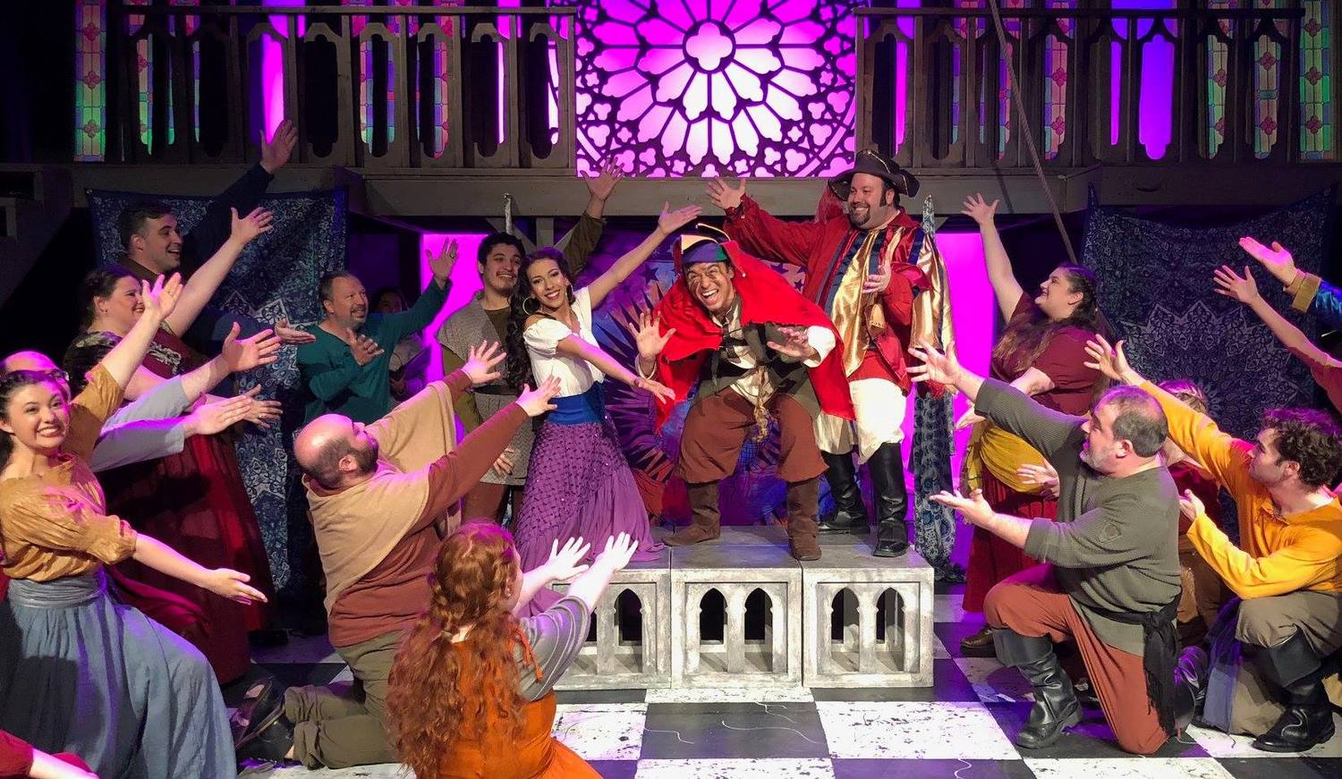 BWW Review: THE HUNCHBACK OF NOTRE DAME at Cultural Arts Playhouse