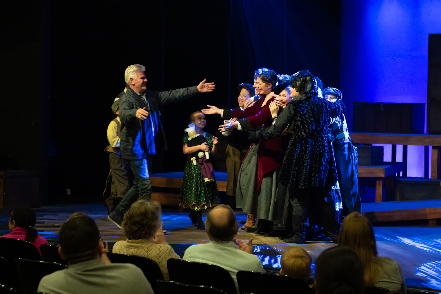 BWW Review: THE MIRACULOUS JOURNEY OF EDWARD TULANE Inspires Young Minds at Valley Youth Theatre