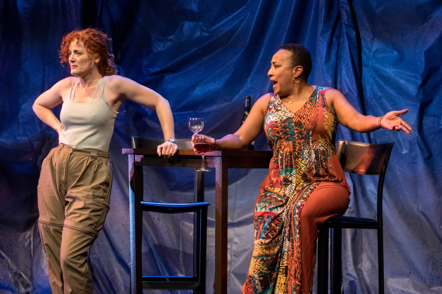 BWW Review: Prime Productions presents TWO DEGREES at Guthrie's Dowling Studio