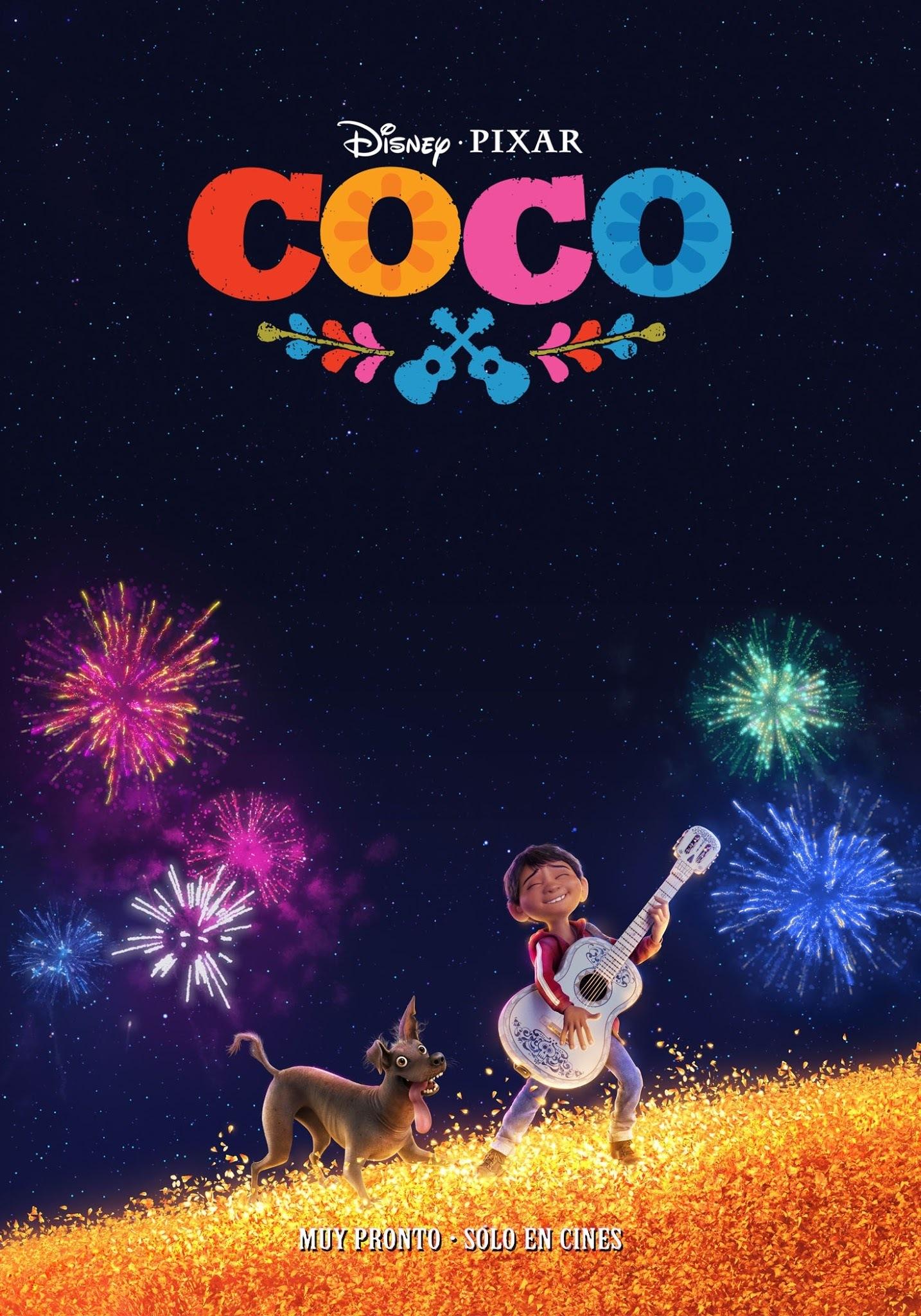 COCO llega hoy a nuestros cines
