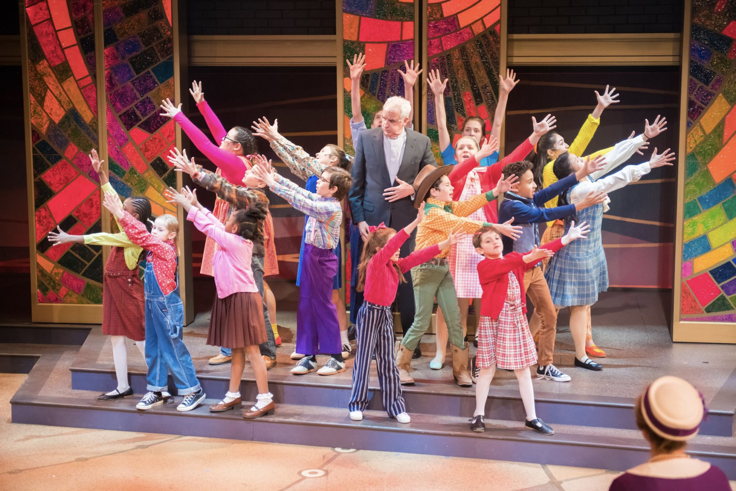 BWW Review: THE BEST CHRISTMAS PAGEANT EVER Heralds Musical Humor & Joy at Milwaukee's First Stage