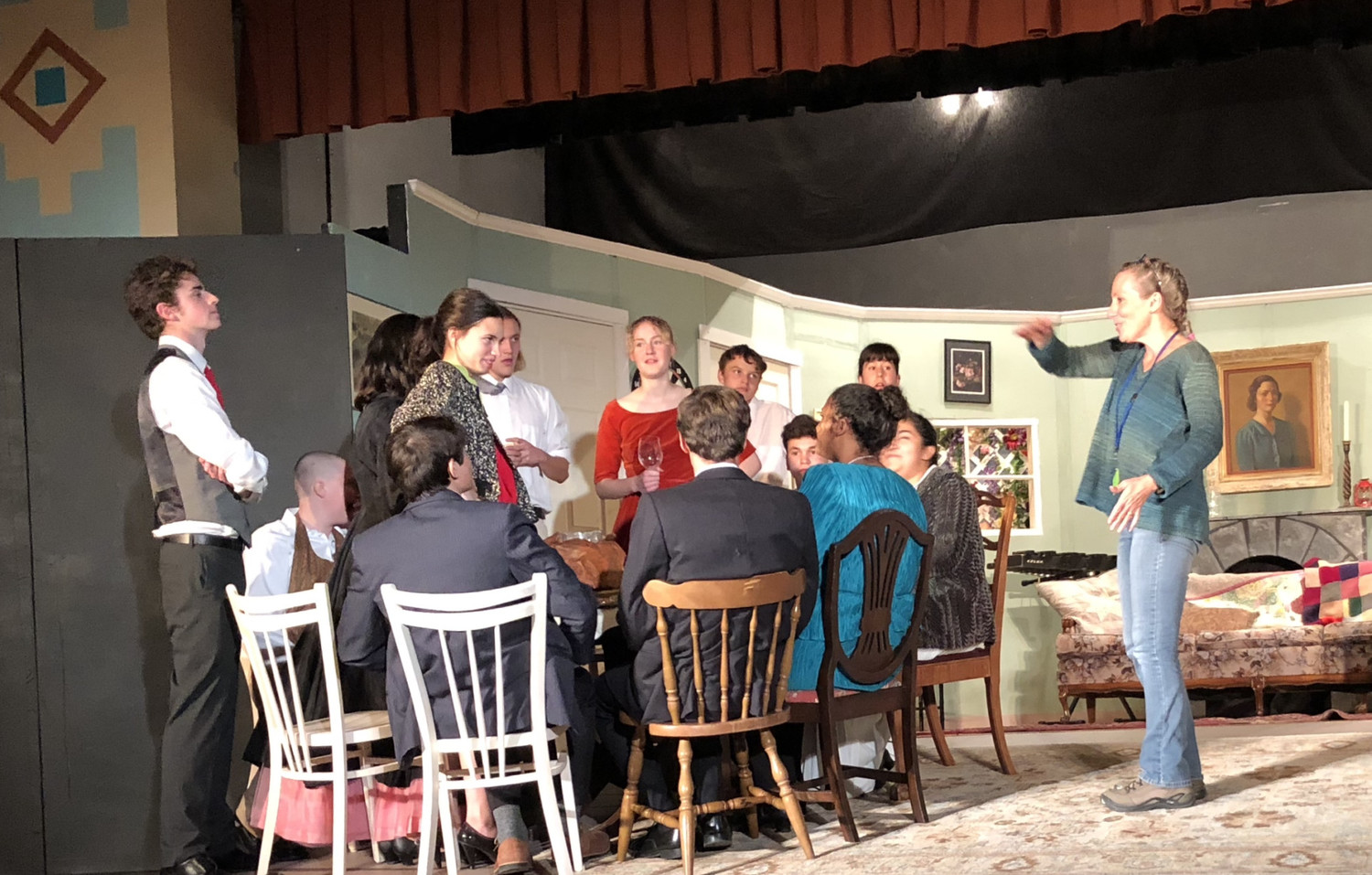BWW Interview: Barbara Hatch of YOU CAN'T TAKE IT WITH YOU at New Mexico School For The Arts