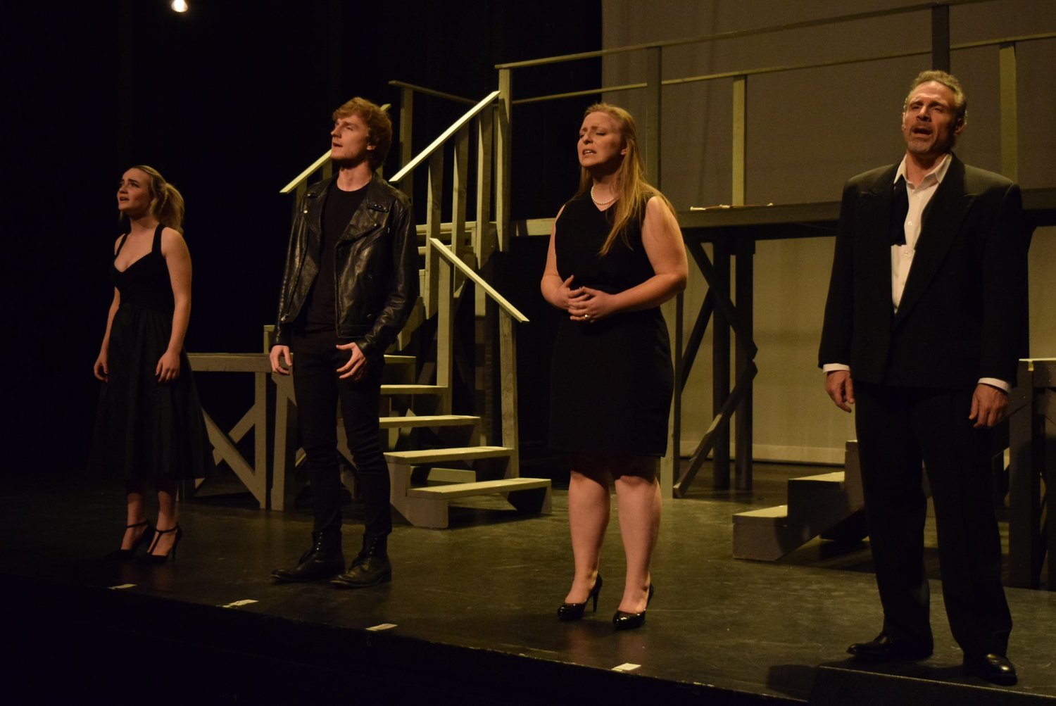 BWW Review: SONGS FOR A NEW WORLD at Arizona Regional Theatre