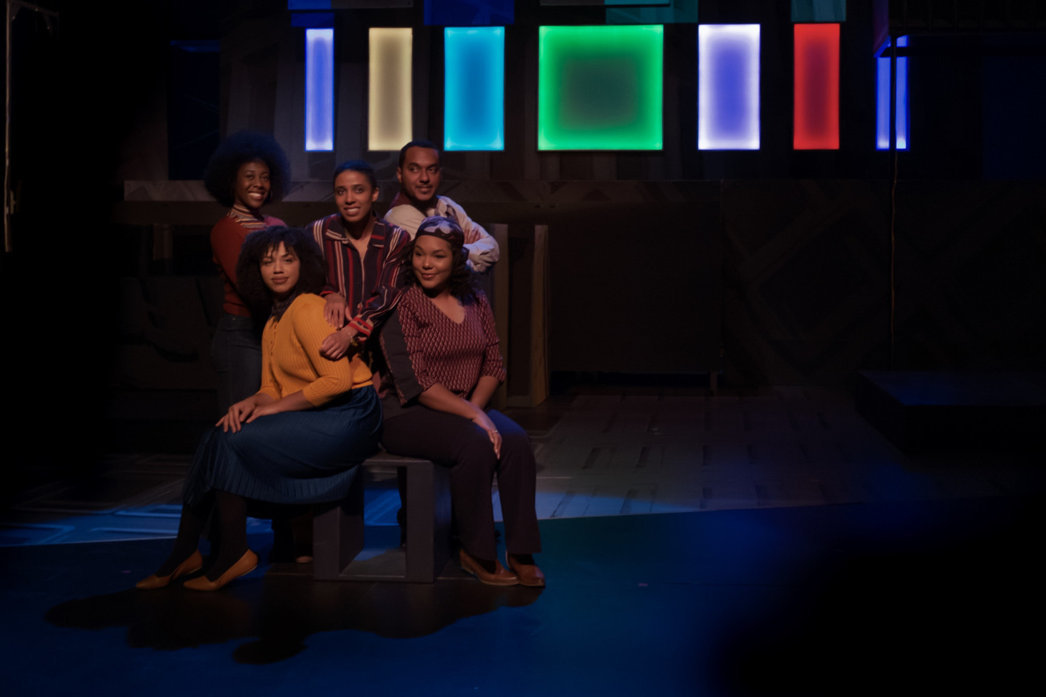 BWW Review: BLACKOUT at D. B. Clarke