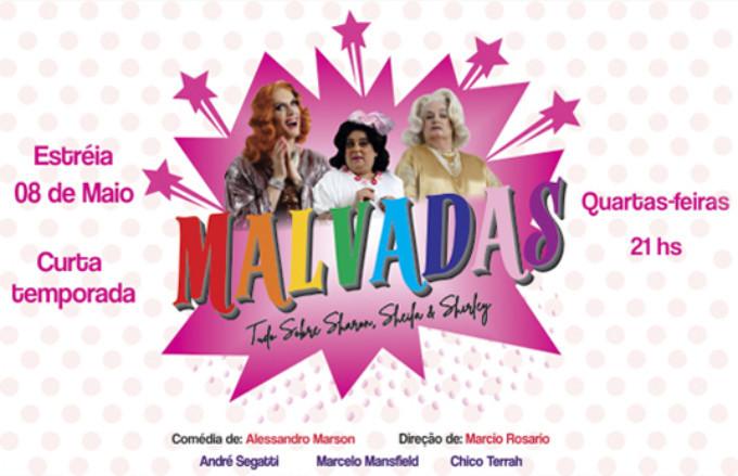 MALVADAS Coming to Faap Theater Tonight!
